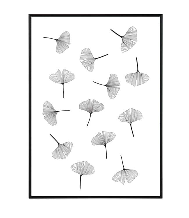 gingo_biloba skandinavsky styl obraz design studio la forma
