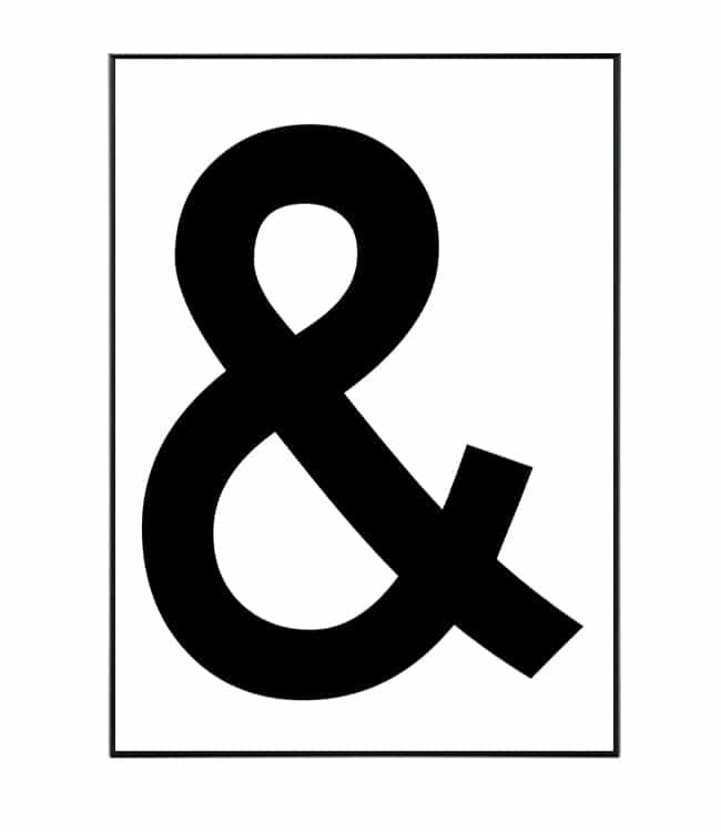 Typography I. 1