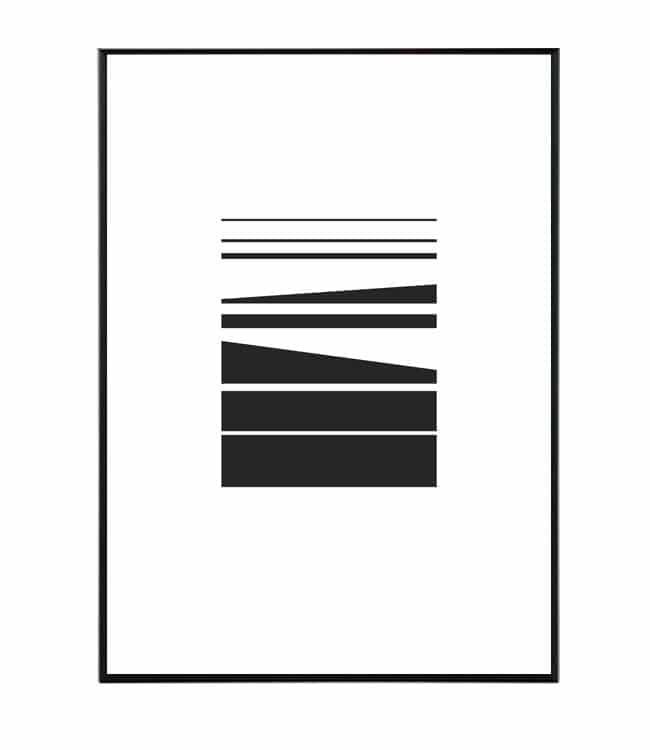 Obraz Linie V design studio La forma