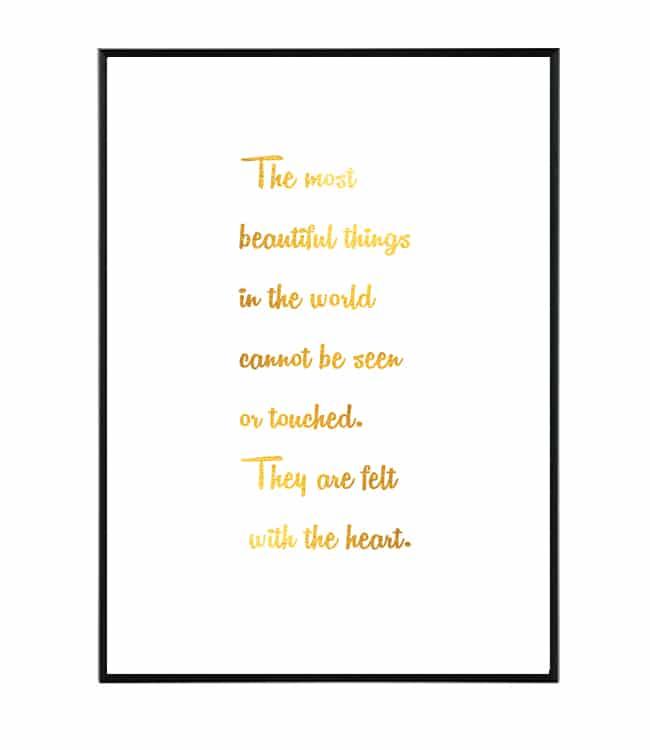 Obraz citat design II la forma design studio