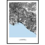 Los Angeles map 11