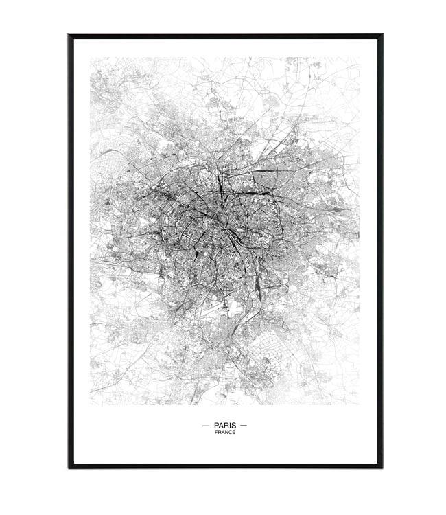 Paris map 1