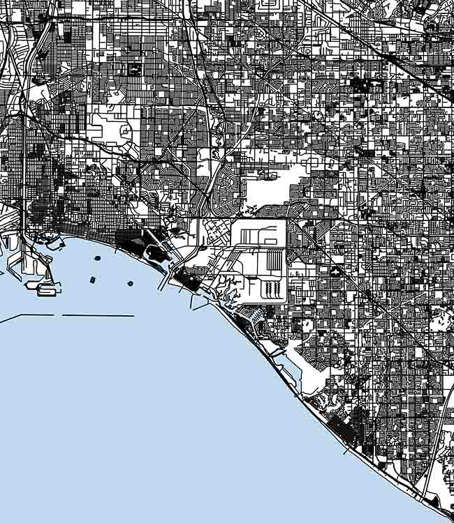 los_angeles_map_detail