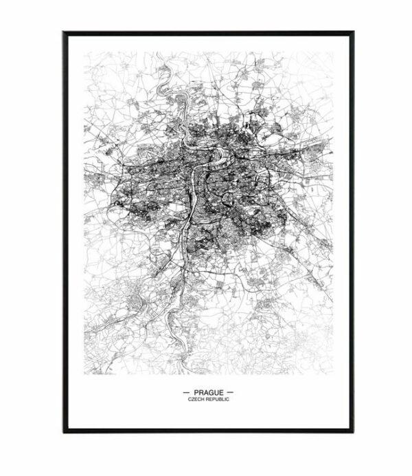 Prague map 5