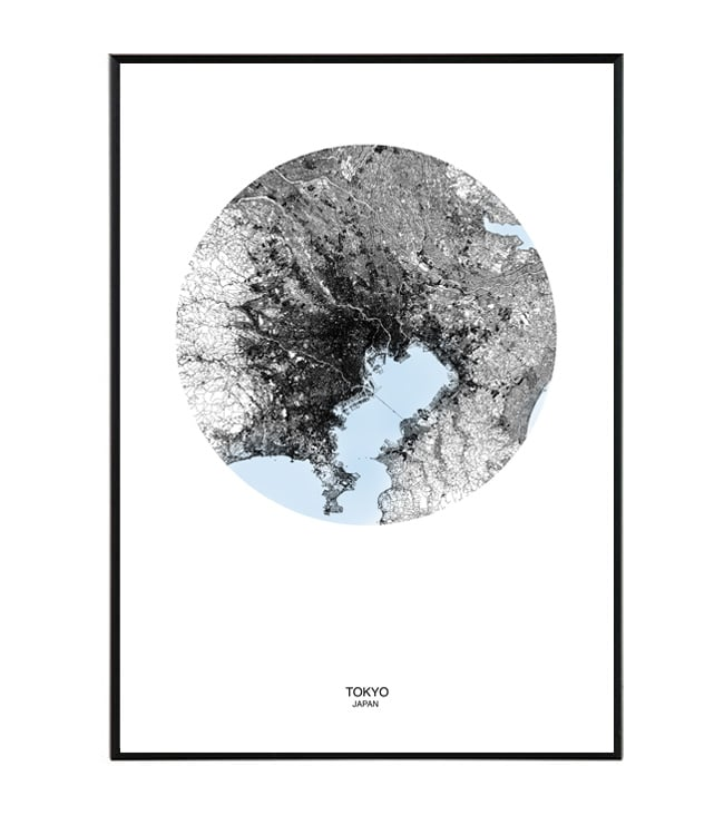 tokyo map design studio la forma