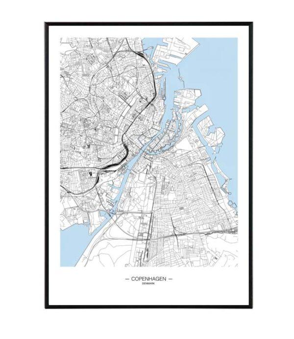 Copenhagen map 6