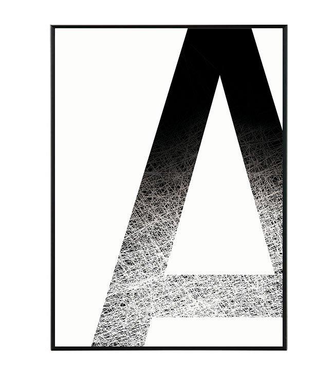 typografie písmo obraz design studio La forma
