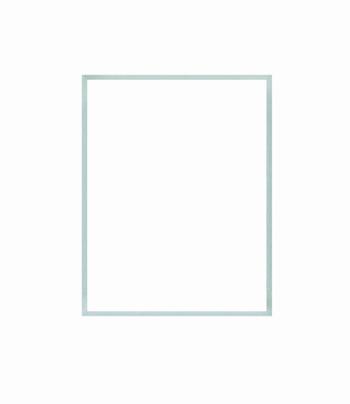 hliníkový rám NIELSEN stříbrná barva 30x40 cm 3