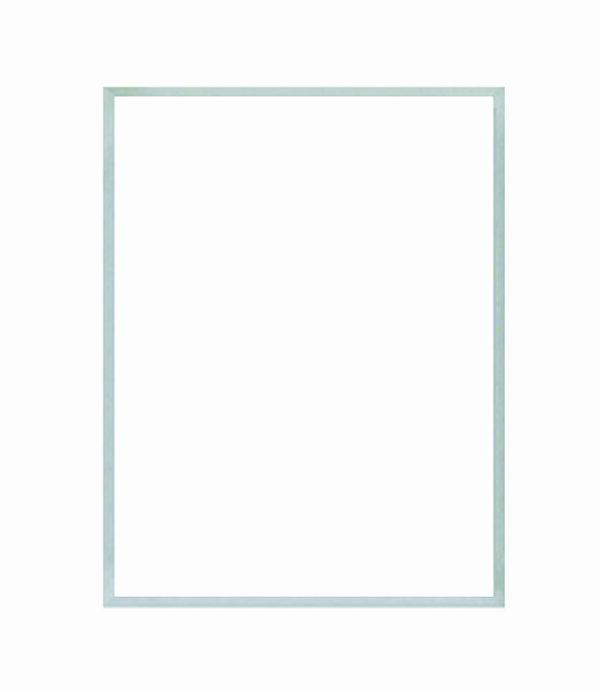 hliníkový rám NIELSEN stříbrná barva 50x70 cm 4