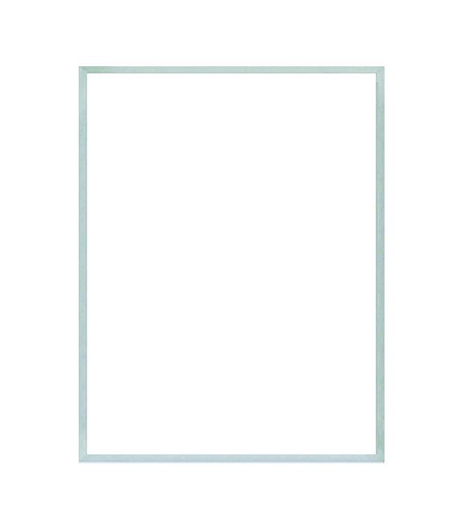 hliníkový rám NIELSEN stříbrná barva 50x70 cm 1