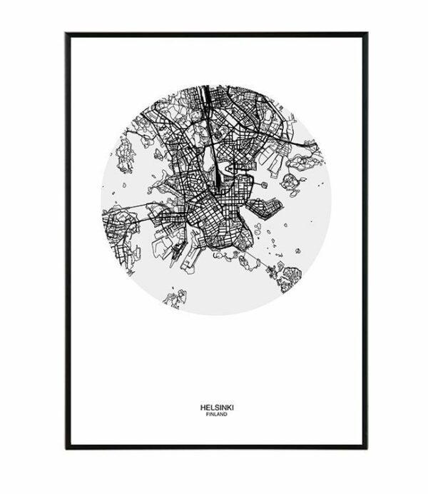 Helsinki map 4