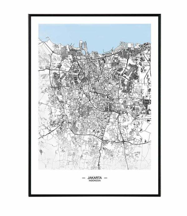 Jakarta map 13