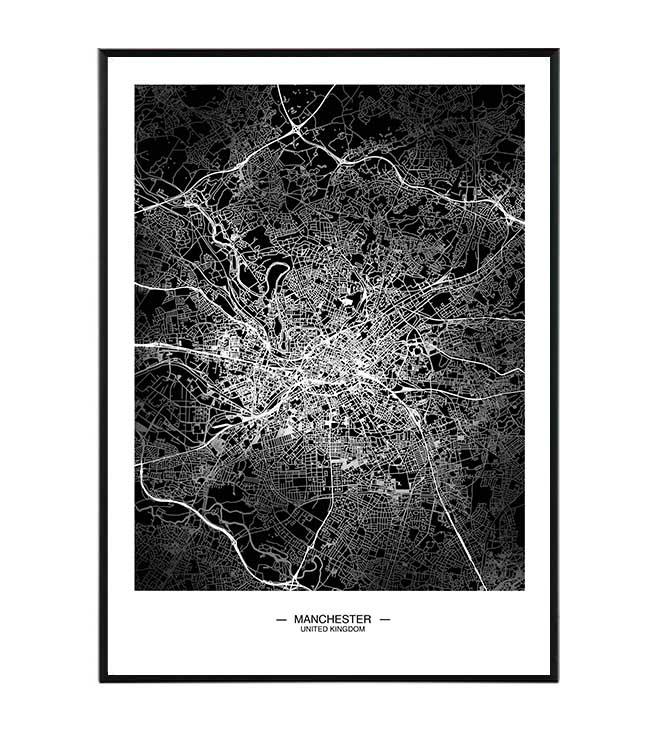 Manchester map 1