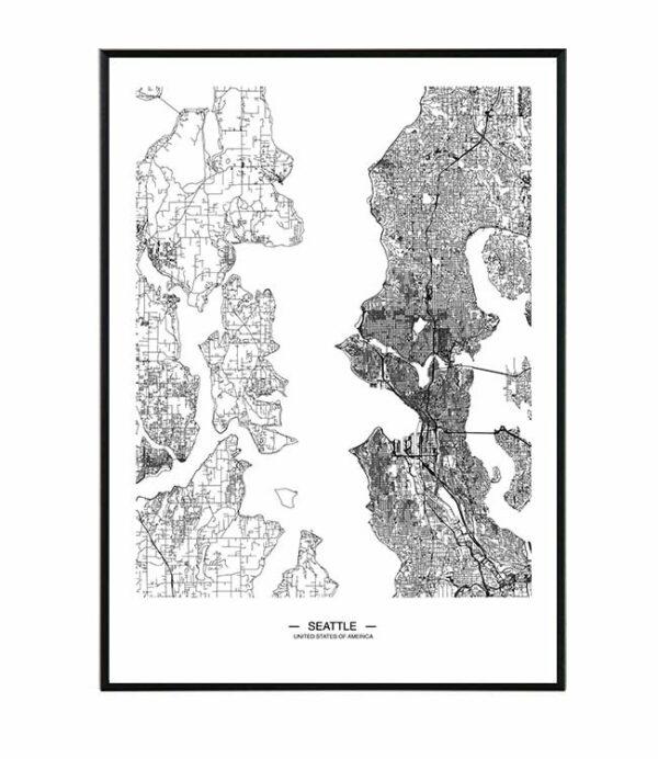 Seattle map 30