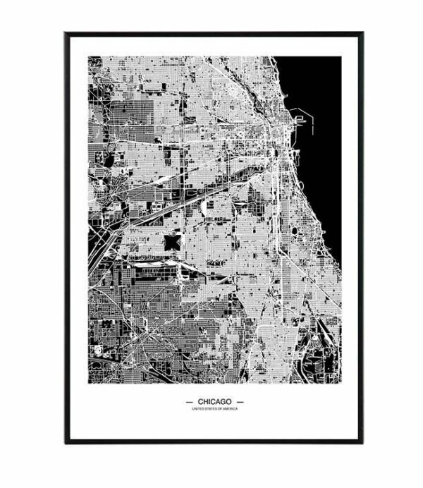 Chicago map 148