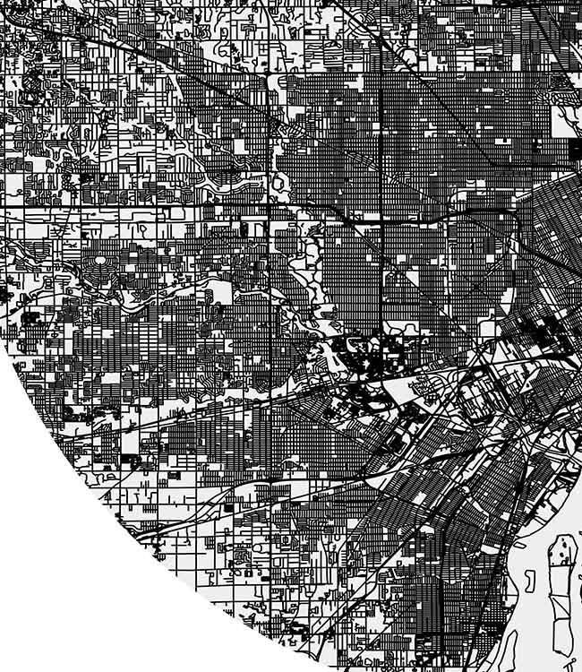 Detroit map 2