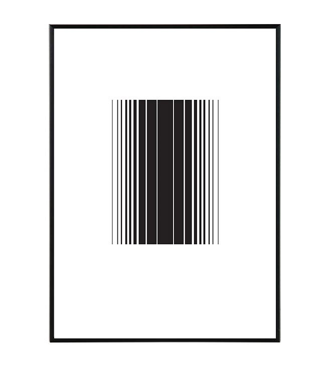Obraz Verticals geometrie design studio La forma