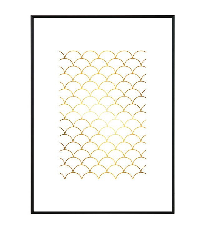 Wish obraz geometrie design studio La forma