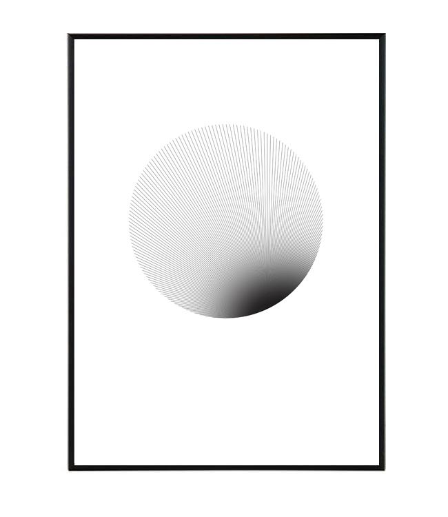 obraz minimal design studio La forma