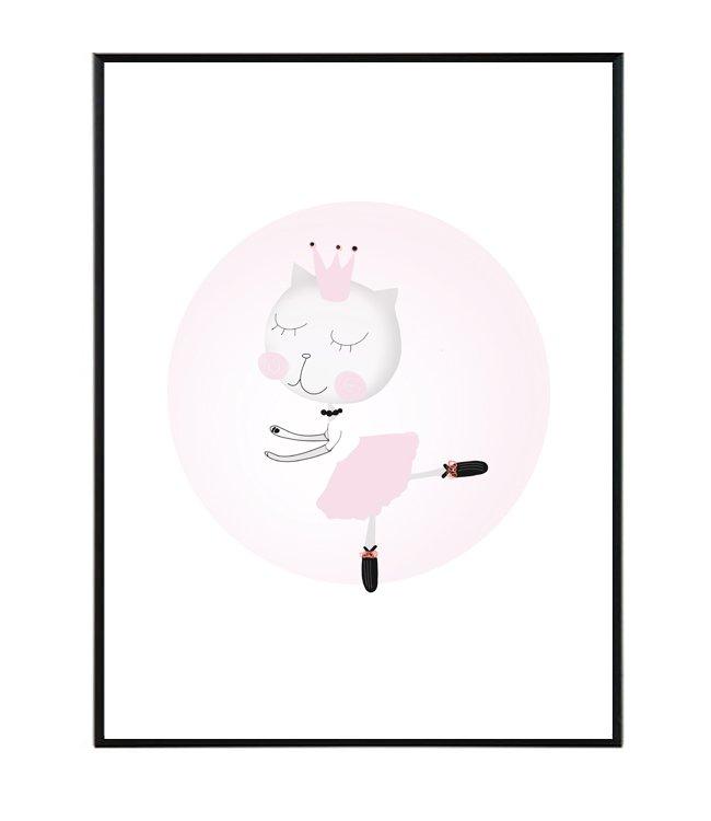 Princess dětské motivy children obraz design studio La forma