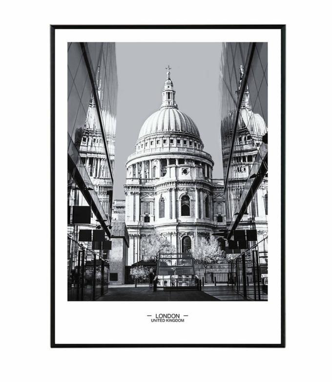 london  plakat obraz design studio laforma