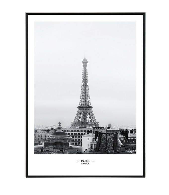 paris  plakat obraz design studio laforma