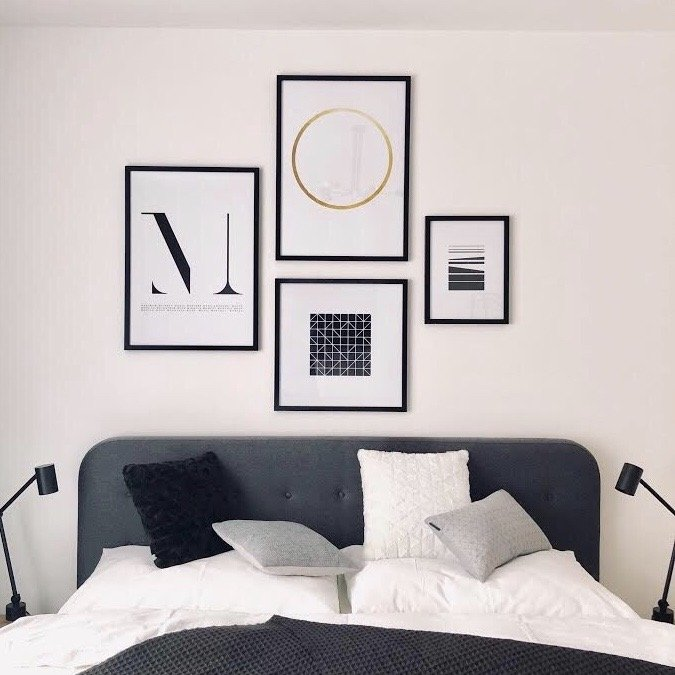 gallery wall 177