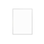 bílý dřevěný rám LIGHT 30x40 cm 7