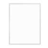 bílý dřevěný rám LIGHT 50x70 cm 1