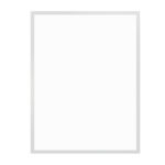 bílý dřevěný rám LIGHT 50x70 cm 7