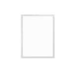 bílý dřevěný rám CLASSIC 30x40 cm 6