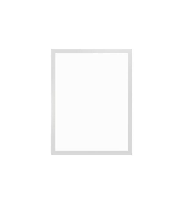 bílý dřevěný rám CLASSIC 30x40 cm 5