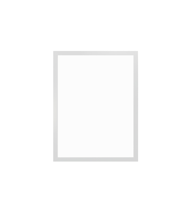 bílý dřevěný rám CLASSIC 30x40 cm 1
