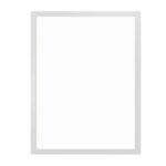 bílý dřevěný rám CLASSIC 50x70 cm 6