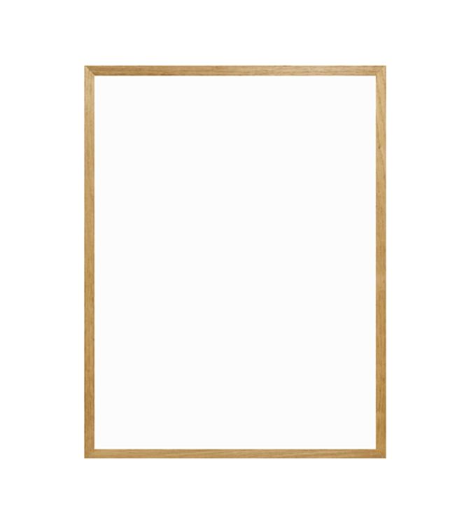 dubový rám LIGHT 50x70 cm 1