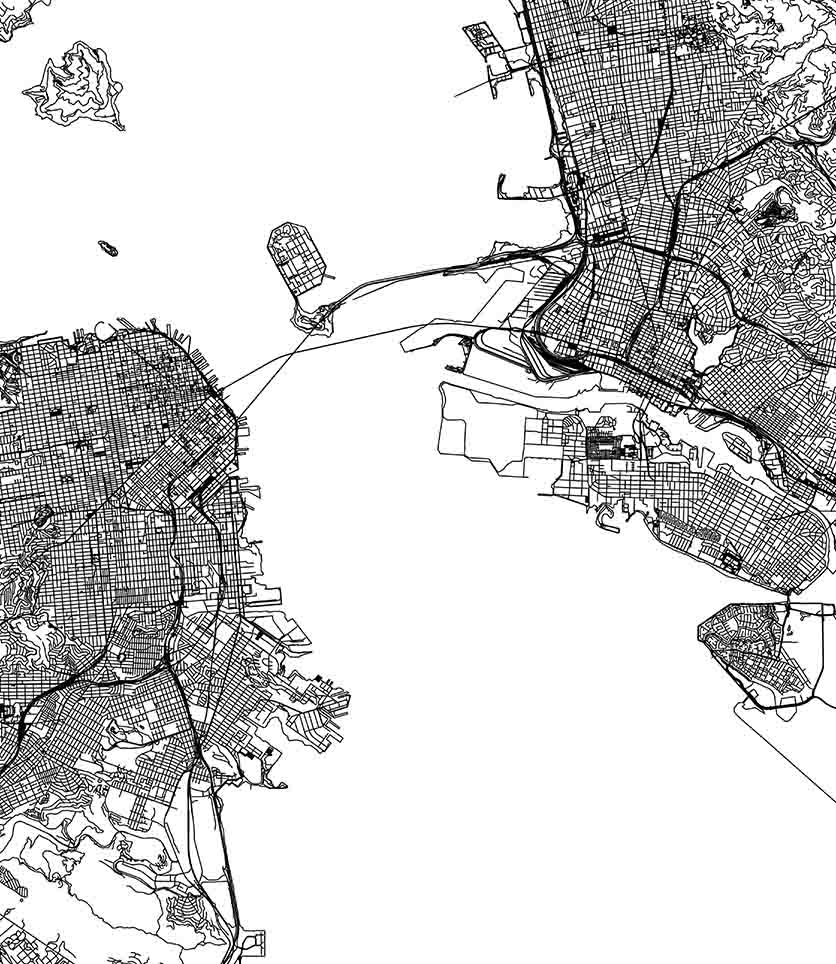 San Francisco map 2