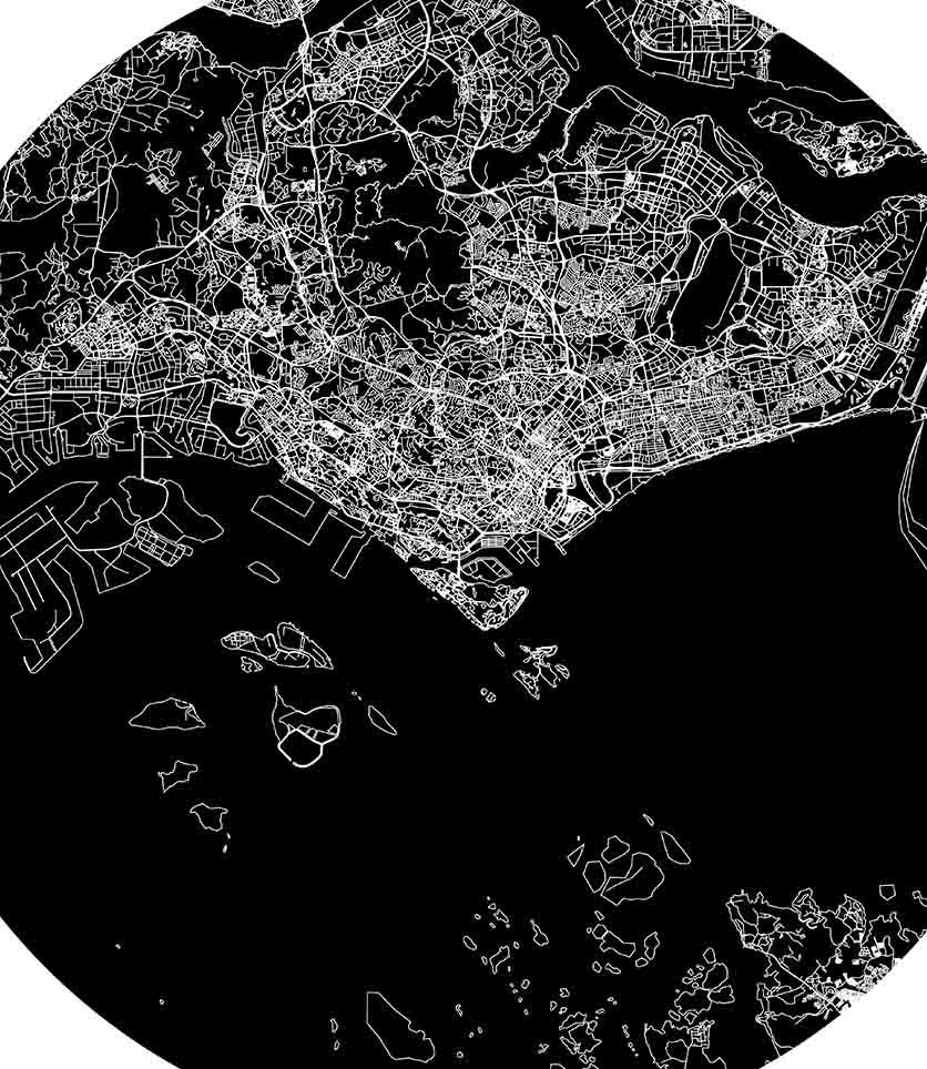 Singapore map 2