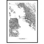 San Francisco map 11