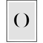Letter O 10