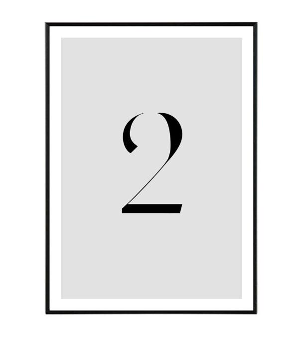 Number II 158
