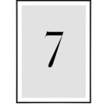 Number VII 10