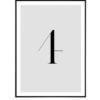 Number IV 1