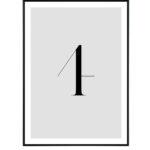 Number IV 10