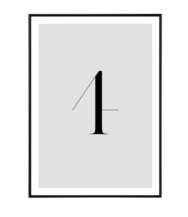 Number IV 171