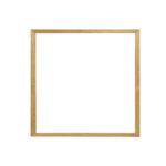 dubový rám CLASSIC 50x50 cm 6