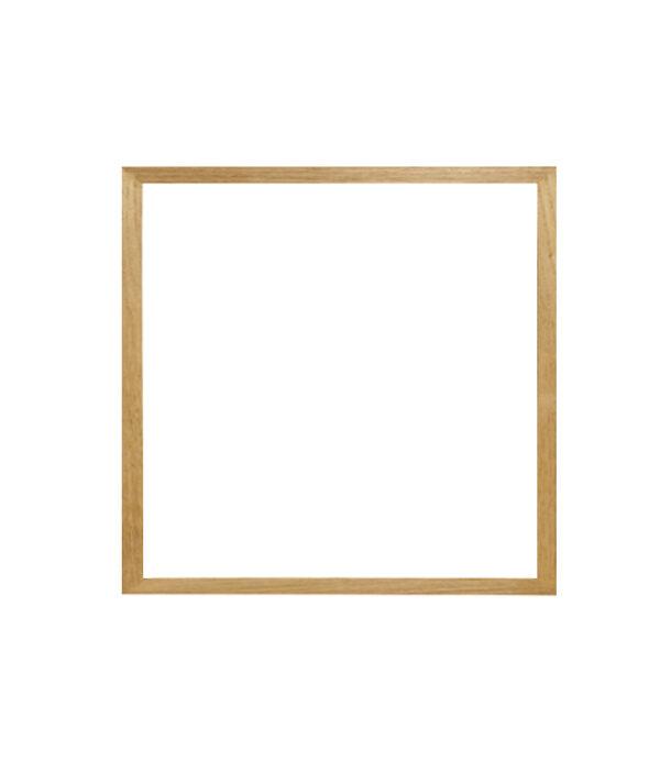 dubový rám CLASSIC 50x50 cm 22