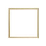lipový rám CLASSIC 50x50 cm 6