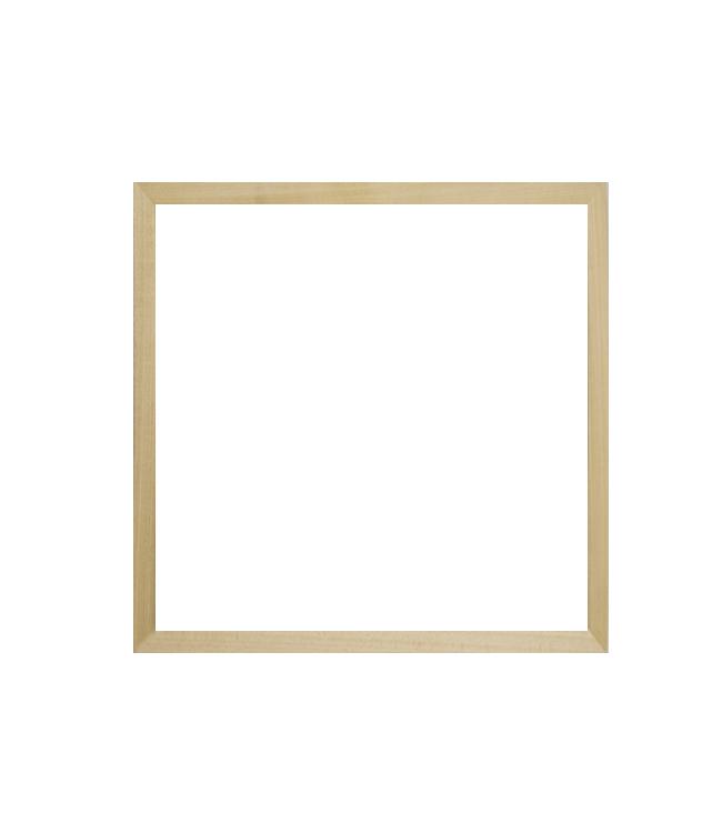 lipový rám CLASSIC 50x50 cm 1