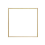 lipový rám LIGHT 50x50 cm 6