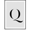 Letter Q 1
